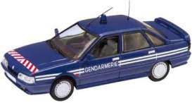 Renault  - 1989 blue - 1:43 - Norev - nor512116 | The Diecast Company