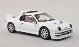 Ford  - 1983 white - 1:43 - Whitebox - 050 - WB050 | The Diecast Company