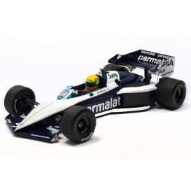 Brabham BMW - 1983 blue/white - 1:18 - Minichamps - 540831899 - mc540831899 | The Diecast Company