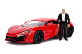 Lykan  - Hypersport F&F 2014 red - 1:18 - Jada Toys - 31140 - jada31140 | The Diecast Company