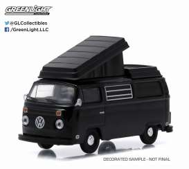 Volkswagen  - 1973 black - 1:64 - GreenLight - 27790C - gl27790C | The Diecast Company
