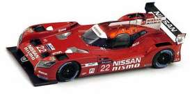 Nissan  - 2015 red - 1:43 - Spark - s4641 - spas4641 | The Diecast Company