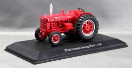 Mc Cormick  - 1949 red - 1:43 - Magazine Models - TRWD9 - magTRWD9 | The Diecast Company