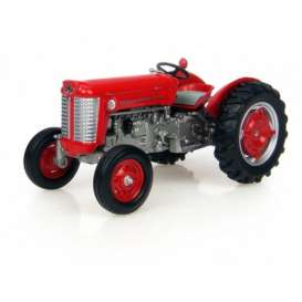 Massey Ferguson  - red - 1:43 - Magazine Models - TRmf50 - magTRmf50 | The Diecast Company