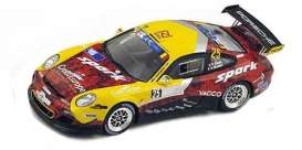 Porsche  - 2015 red/yellow - 1:43 - Spark - sb104 - spasb104 | The Diecast Company
