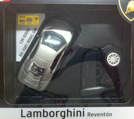 Lamborghini  - 2013 grey - 1:24 - MZ Model - MZ25024Agy | The Diecast Company