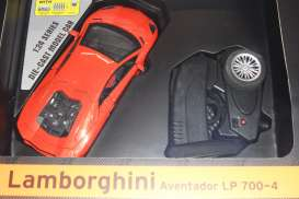 Lamborghini  - 2013 orange - 1:24 - MZ Model - MZ25021Ao | The Diecast Company