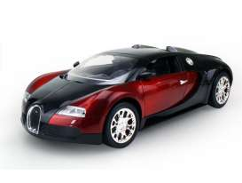 Bugatti  - 2014 red/black - 1:14 - MZ Model - MZ2032Ar | The Diecast Company