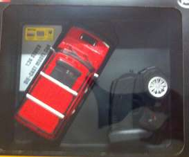 Hummer  - 2013 red - 1:24 - MZ Model - MZ25020Ar | The Diecast Company