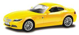 BMW  - 2014 yellow - 1:43 - RMZ City - RMZ444001y | The Diecast Company