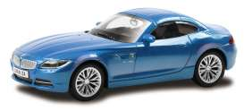 BMW  - 2014 blue - 1:43 - RMZ City - RMZ444001bl | The Diecast Company