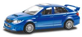 Subaru  - 2014 blue - 1:43 - RMZ City - RMZ444006 | The Diecast Company