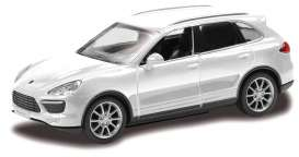 Porsche  - 2014 white - 1:43 - RMZ City - RMZ444012w | The Diecast Company