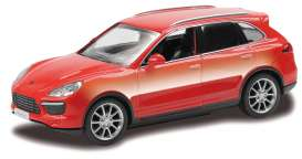Porsche  - 2014 red - 1:43 - RMZ City - RMZ444012r | The Diecast Company