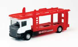 Scania  - 2014 white red - 1:64 - RMZ City - RMZ144006 | The Diecast Company