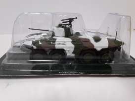 Combat Vehicles  - brown/green/white - 1:72 - Magazine Models - CV-27 - magCV-27 | The Diecast Company