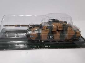 Combat Vehicles  - brown/green - 1:72 - Magazine Models - CV-21 - magCV-21 | The Diecast Company