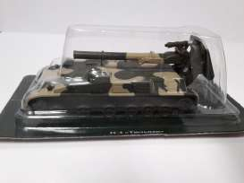 Combat Vehicles  - green/sand - 1:72 - Magazine Models - CV-13 - magCV-13 | The Diecast Company