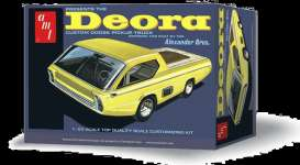 Dodge Deora - yellow - 1:25 - AMT - s926 - amts926 | The Diecast Company