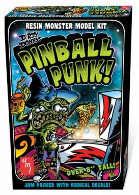 AMT - non  - amts997 : Dirty Donny Pinball Punk Monster, resin model kit