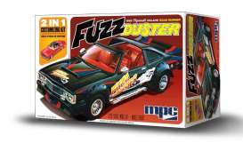MPC - Plymouth  - mpc843 : 1980 Plymouth Volare *Fuzz Duster*, plastic modelkit