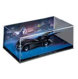 Batman  - black - 1:43 - Magazine Models - bat016 - magBAT016 | The Diecast Company
