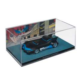 Batman  - black/blue - 1:43 - Magazine Models - BAT043 - magBAT043 | The Diecast Company