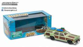 Ford  - 1979 green/woody - 1:43 - GreenLight - 86482 - gl86482 | The Diecast Company