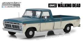 GreenLight - Ford  - gl12956 : 1973 Ford F-100 *The Walking Dead*