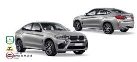 BMW  - X6M 2016 silver - 1:18 - Norev - 183200 - nor183200 | The Diecast Company