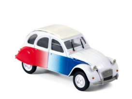 Citroen  - 1986 white/red/blue - 1:43 - Norev - 151329 - nor151329 | The Diecast Company