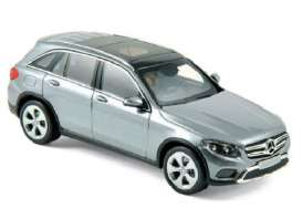 Mercedes Benz  - 2015 silver - 1:43 - Norev - 351332 - nor351332 | The Diecast Company