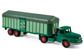 Unic  - green - 1:43 - Norev - norC80810 | The Diecast Company