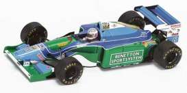 Benetton  - 1994 blue/green - 1:43 - Spark - s4482 - spas4482 | The Diecast Company