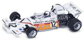 McLaren  - 1972 white - 1:43 - Spark - s4292 - spas4292 | The Diecast Company