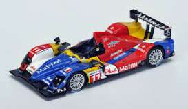 Oreca  - 2009 red/white/blue/yellow - 1:43 - Spark - s4551 - spas4551 | The Diecast Company