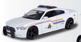 Dodge  - 2011 white - 1:24 - Motor Max - 76945 - mmax76945 | The Diecast Company