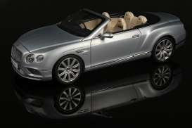 Bentley  - 2016 silver frost (white) - 1:18 - Paragon - 98231R - para98231R | The Diecast Company