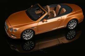 Bentley  - 2016 sunburst gold - 1:18 - Paragon - 98232L - para98232L | The Diecast Company