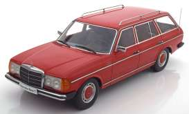 Mercedes Benz  - red - 1:18 - KK - Scale - kkdc180092 | The Diecast Company