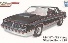 Oldsmobile  - 1983  - 1:25 - Revell - US - rmxs4317 | The Diecast Company