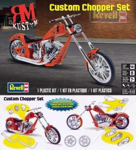 Chopper  - 1:12 - Revell - US - rmxs7324 | The Diecast Company