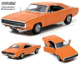 Dodge  - Charger 1970 hemi orange - 1:18 - GreenLight - 19028 - gl19028 | The Diecast Company