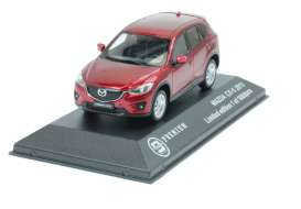 Mazda  - 2013 metallic red - 1:43 - Triple9 Premium - T9P10008 | The Diecast Company