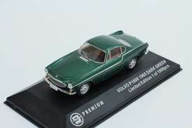 Volvo  - 1965 dark green - 1:43 - Triple9 Premium - T9P10009 | The Diecast Company