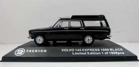 Volvo  - 1965 black - 1:43 - Triple9 Premium - T9P10010 | The Diecast Company