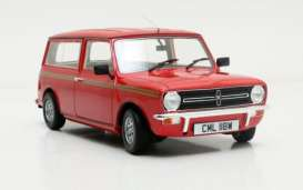 Mini  - 1974 red - 1:18 - Cult Models - CML018-1 | The Diecast Company