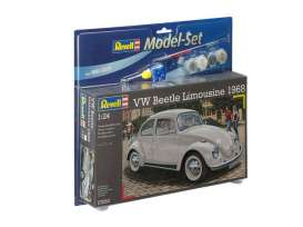 Volkswagen  - Beetle limousine  - 1:24 - Revell - Germany - 67083 - revell67083 | The Diecast Company