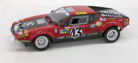 De Tomaso  - 1975 red/black - 1:18 - Kyosho - 8855a - kyo8855a | The Diecast Company