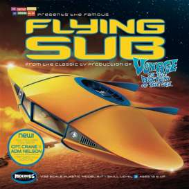 Flying Sub  - 1:32 - Moebius - 0817 - moes0817 | The Diecast Company
